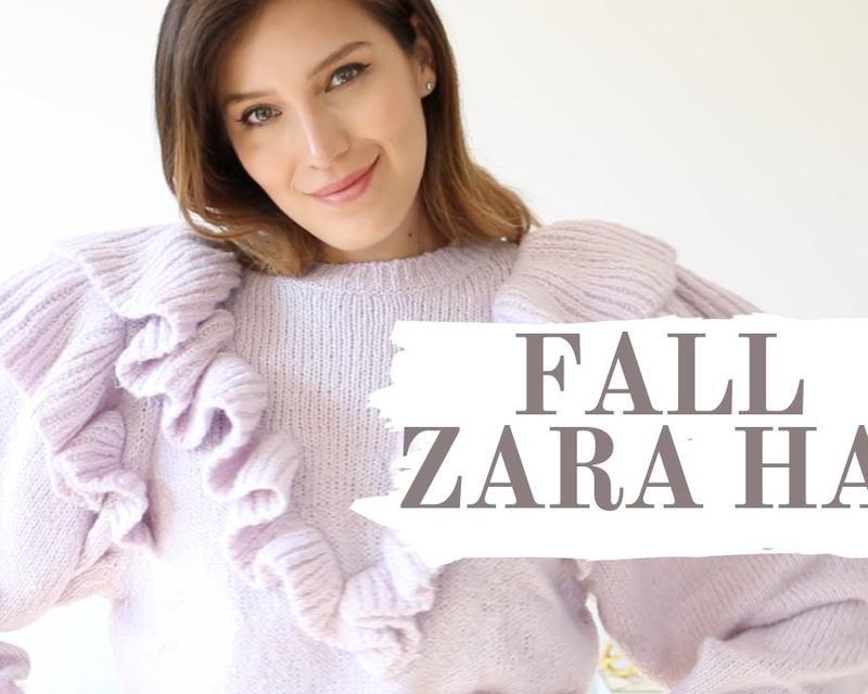 LIVE UNITE SPOTLIGHT: DEBORA SULCA SHARES HER FALL/WINTER ZARA HAUL