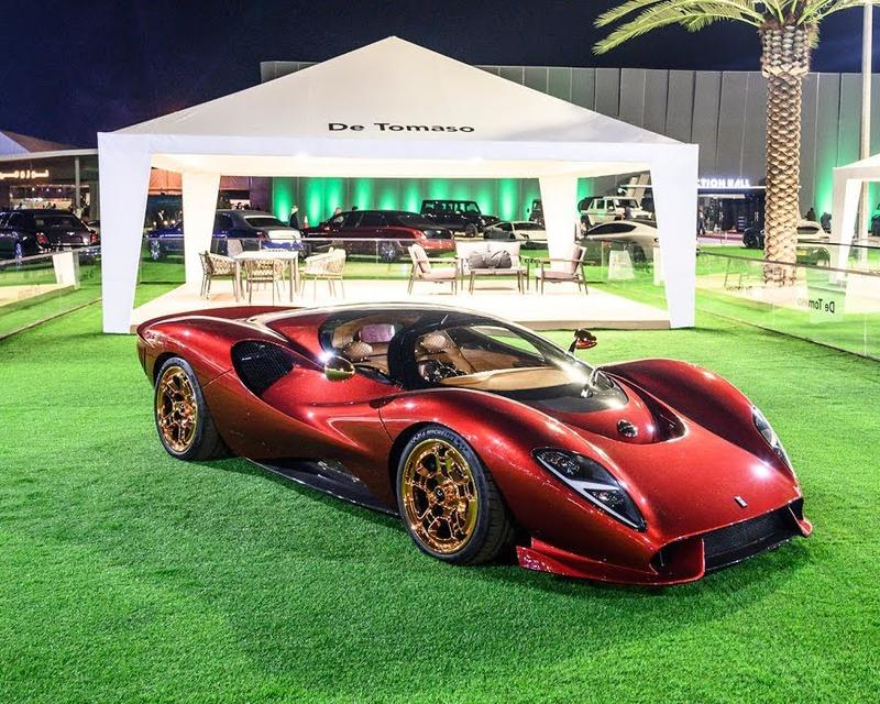 GFWilliams Visits Saudi Arabia for the Most Amazing Car Show Ever