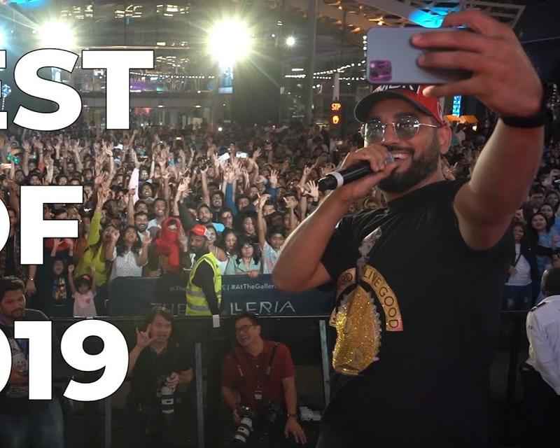 Dj Bliss takes you through a journey to how his year went
