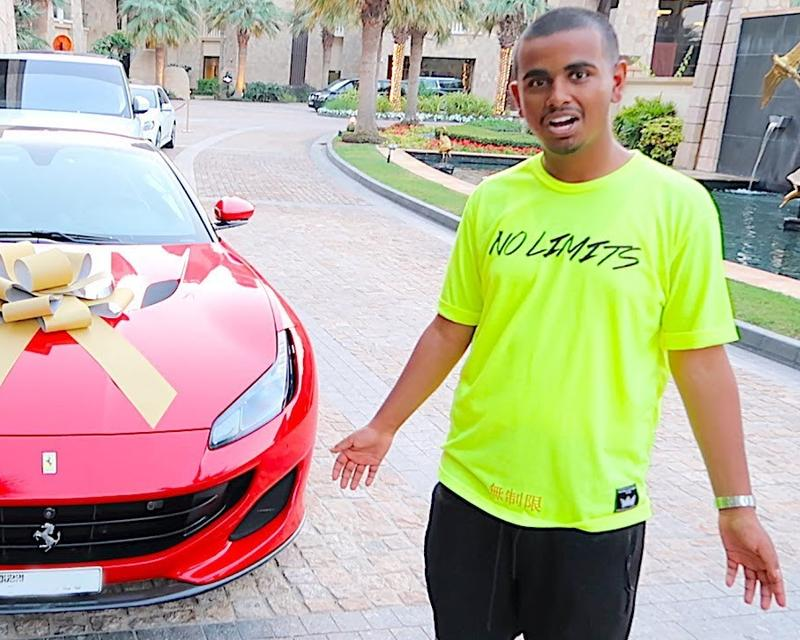 Here's How The Richest Kid in Dubai's Birthday Celebration Went Down