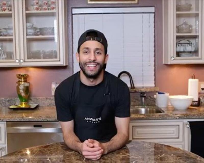 Anwar Jibawi sends a message to his UAE Fans