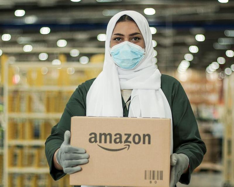 Amazon launches in Saudi Arabia