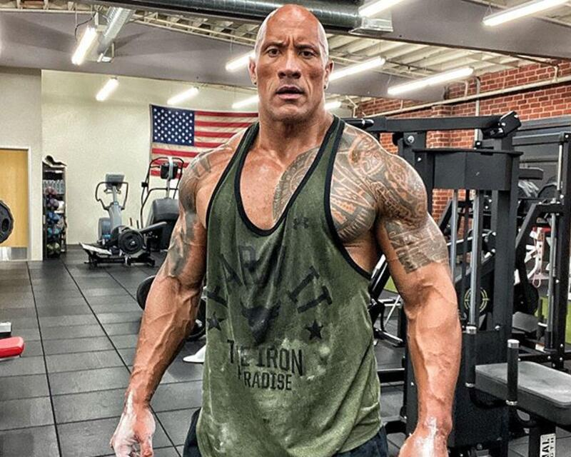 Dwayne 'The Rock' Johnson is highest-paid Instagram celebrity, with 184 million followers