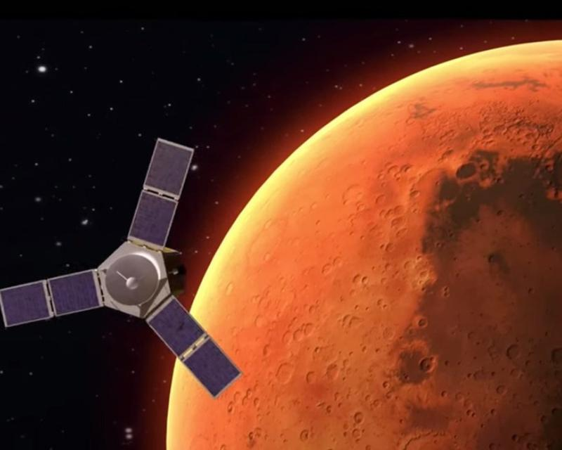 Here's How You Can Watch the Live Launch of the Emirates Mars Mission
