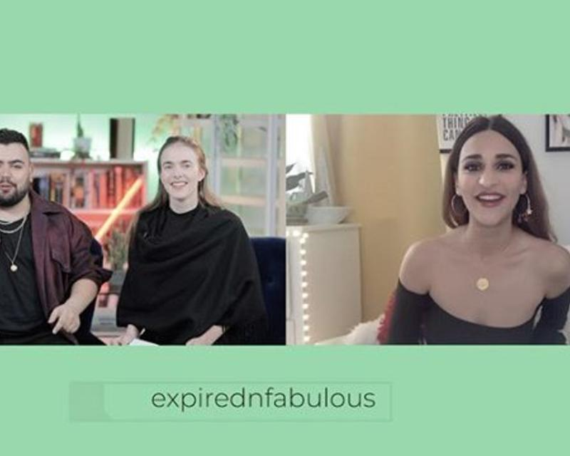 What's the meaning behind Expired n Fabulous? The incredible Faiza spills it all on the ITP Live Show