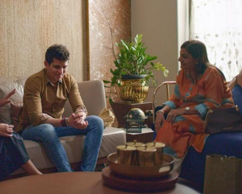 The internet's funniest reactions to Netflix's 'Indian Matchmaking'