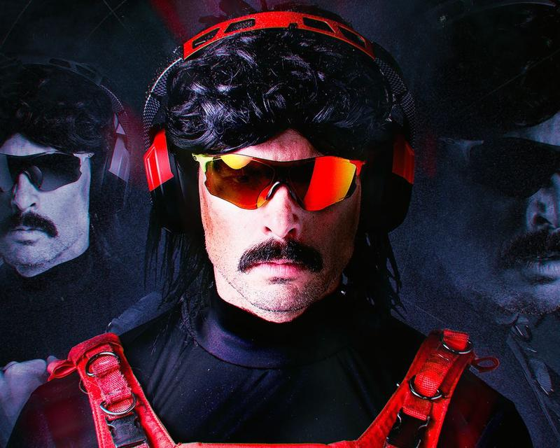 Dr Disrespect banned from twitch? No need to worry YouTube has his back!