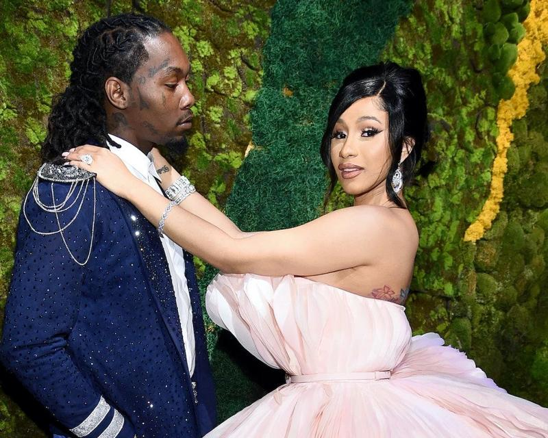 Cardi B calls it quits with rapper husband Offset after three years of marriage