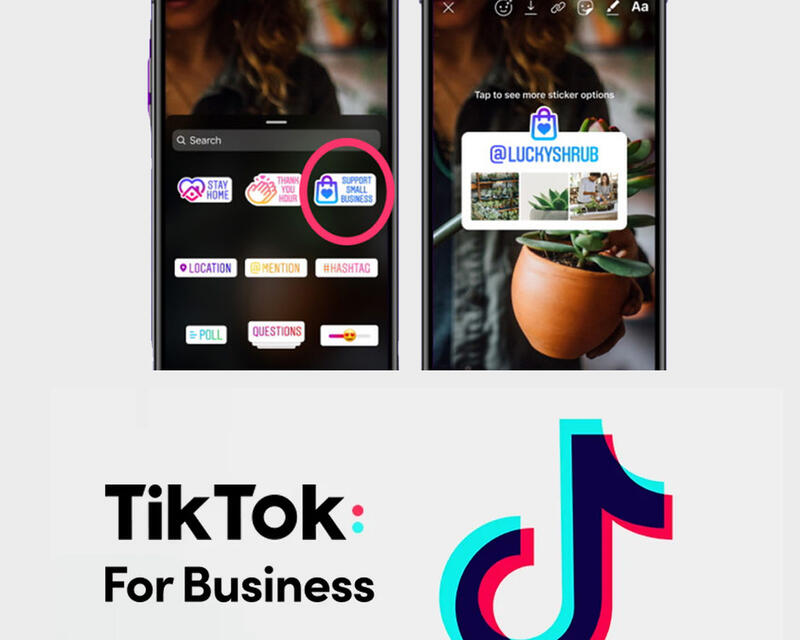 How Instagram and TikTok put small businesses on the map